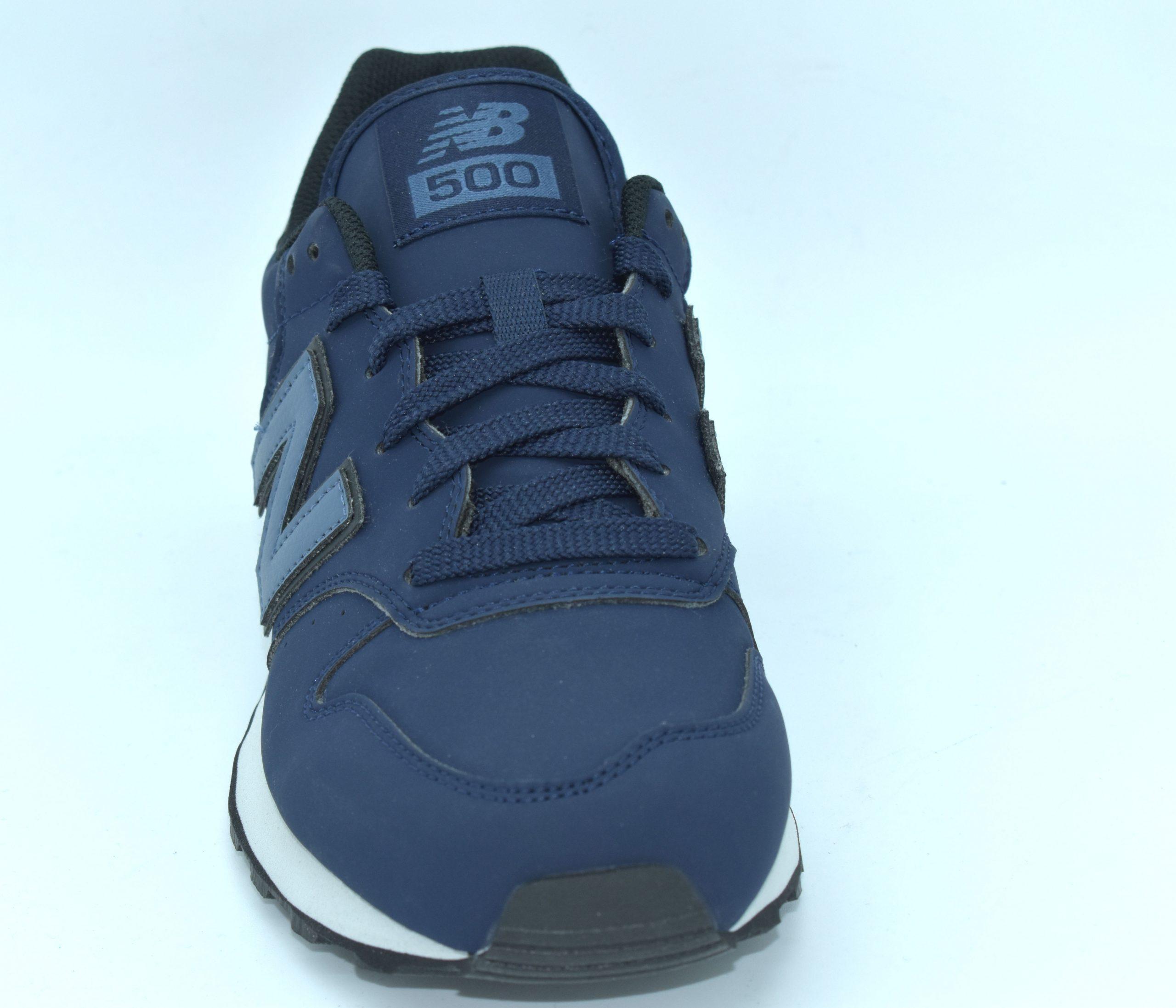sneacker new balance GM 500 LC blu